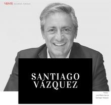 Entrevista Santiago Vázquez