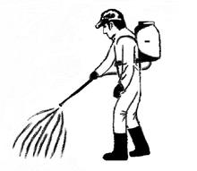 除草剤散布 メガソーラー