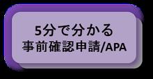 事前確認申請(APA)