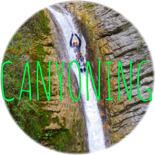 Canyoning vercors isère grenoble