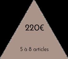 Prix personal shopping 1 demie journée - 4 heures - 220€