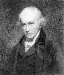 James Watt. Image from the US Library of Congress and now out of copyright.
