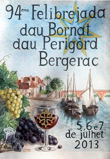La Félibrée à Bergerac