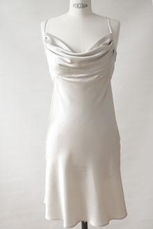 Jennifer Klein Couture Loungewear Lingerie Nightgown Detox Silk Line Seidennachthemden