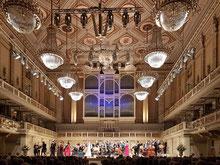 Neujahrskonzert Volkssolidarität im Konzerthaus Berlin