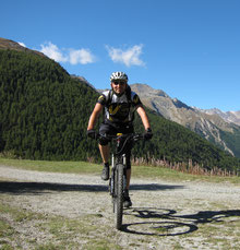 Bike Tour Aosta