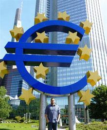 Santi Méndez. BCE Frankfurt 2011.
