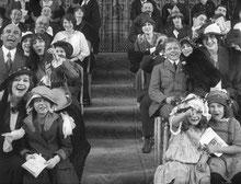 'Better Eye Sight Magazine', octobre 1920 : Allez au Cinéma