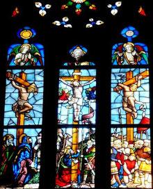 OmoGirando il Duomo - le vetrate