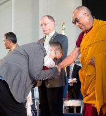 Zertifikatsverleihung Buddhistische Wissenschaft des Geistes am 19.5.2012