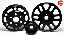 Subaru BRZ / GT86 / Sicon FR-S 3pc Lightweight Pulley Kit