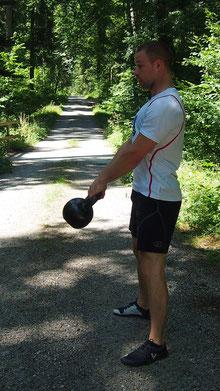 Kettlebell Bodensee Hardstyle Swing Daniel Kirchmaier