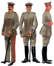 """Кайзеровская Германия была готова к войне """"до последней пуговицы на мундире"""""""