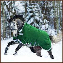 Reitsport Heiniger - Blogeintrag Winterdecke Horseware Rambo Turnout Heavy mit Leg Arches 400gr.