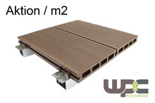 Bambus BPC WPC Dielen Sommeraktion Terrassendielen Set-Preis