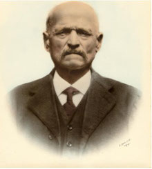 Schlossermeister und Brunnenmeiste Anton Kühn