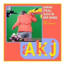 AKNE KID JOE - Sarah (Frau, auch in ner Band)