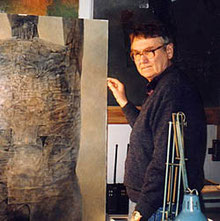 З. Бексински (1929 - 2005 гг.) Польский художник