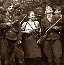 Вояки, УПА ,Української повстанської армії,