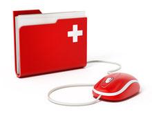 Meldepflicht und Registermeldungen anhand Erstdiagnose
