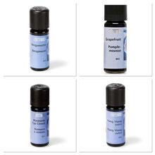 DIY Rezepte Aromatherapie ätherische Öle