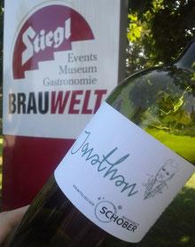 Jonathan @ Stiegl Weinfamilie Schober Feuersbrunn