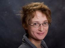 Lektorin Friederike Haller