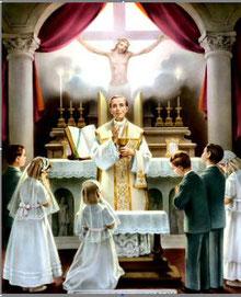 Los 7 Sacramentos De La Iglesia Catolica Pater Noster