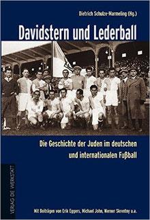 Das Cover des Buches Davidstern und Lederball.