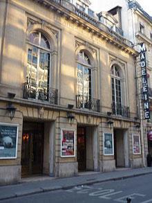 Théâtre de la Madeleine (Cliquez sur image pour géolocaliser)