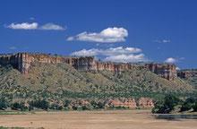 Die Chiloyo Cliffs