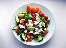 しっかり食べてる?野菜や果物