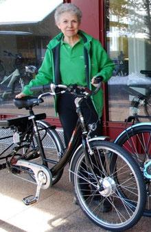 Dreiräder für Erwachsene, Behinderte und Senioren in Hombrechtikon