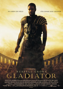 Filmplakat Gladiator