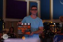 "Nathanael Bretzke, Kamera-Assistent und ""Clap-Louder"" bei Coming Home TV"