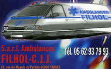 Ambulances Filhol