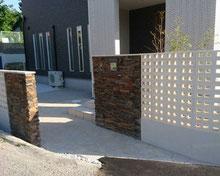 緑が鮮やかな庭とエクステリア  愛知県瀬戸市 M様邸 造園工事・外構工事・インテリア