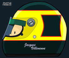 Jacques Villeneuve Sr by Muneta & Cerracín
