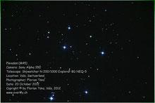 Plejaden; M45