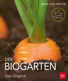 Buchempfehlung vom Blumen Grünschnabel in Trossingen: Der Biogarten von Marie-Luise Kreuter