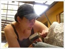 Eva Ademi - Bildhauerin