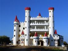 Das Märchenschloss von Agrili