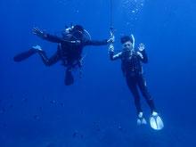 石垣島でのんびりダイビング「アドバンスダイバー講習」