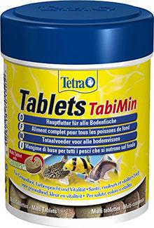 Tetra Tablets TabiMin - Hauptfutter für alle Bodenfische