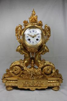 Französische Pendule 1880