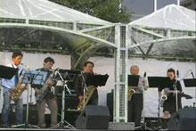 バンド結成当時 ミヤジャズIN 2009