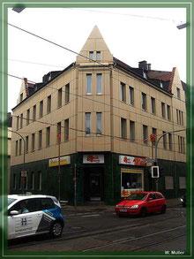 Kreuzung Bochumer Straße / Virchowstr. Foto W. Müller