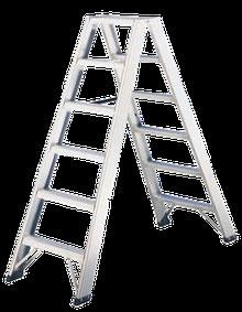 Escalera tijera