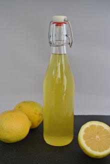 Limoncello selbst herstellen