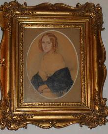 Maria Girtler von Maler Georg Decker